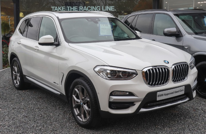 BMW X3 Redesign, Release Date