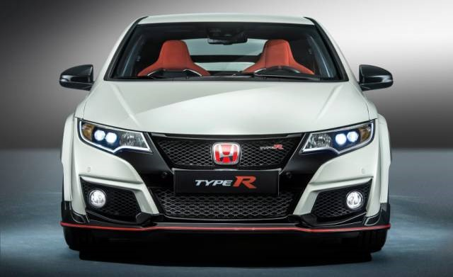 2018 Honda Civic Type R front