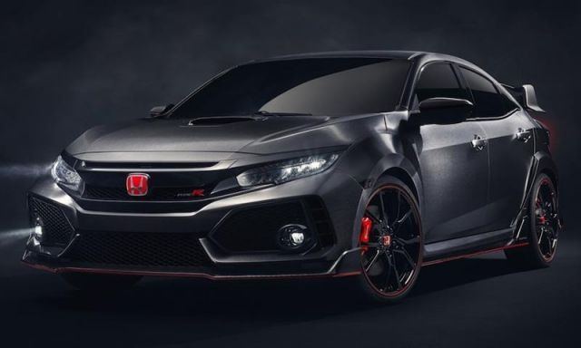 2018 Honda Civic Type R - front