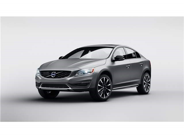 2018 Volvo S60 front