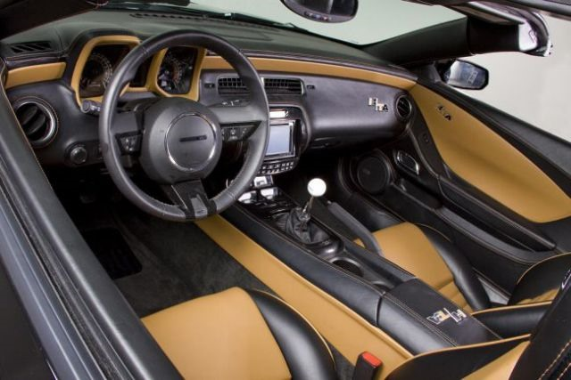 2017 Pontiac Firebird Trans Am - interior