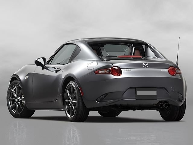 2017 Mazda MX-5 Miata RF - rear