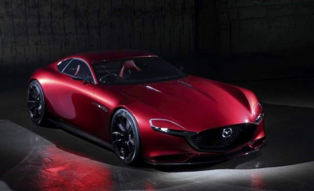 2019 Mazda RX-9 front