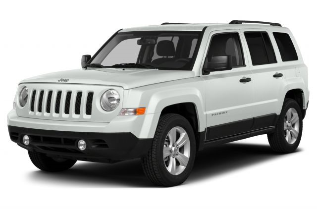 2018 Jeep Patriot - front