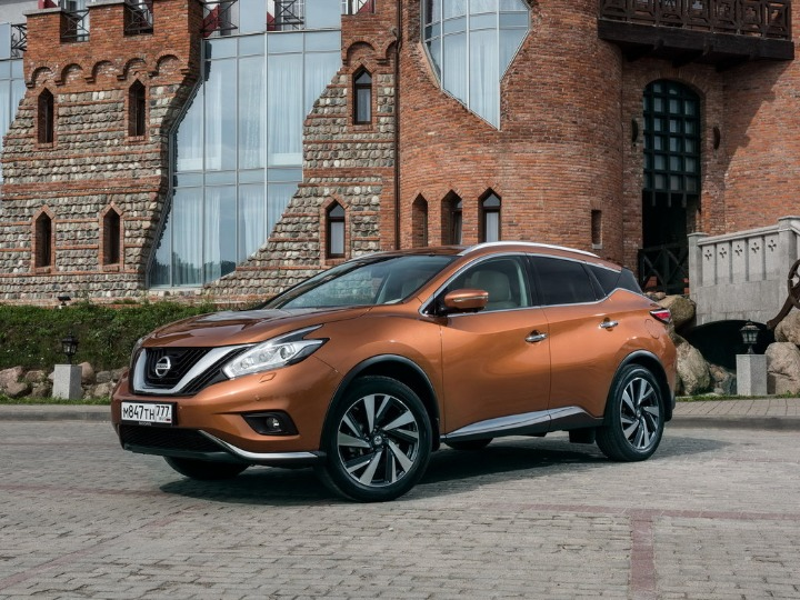 Nissan Murano Changes, Release Date