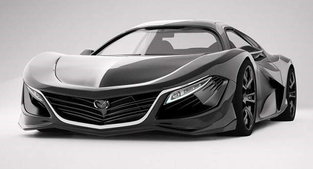 2018 Mazda RX-9 - front