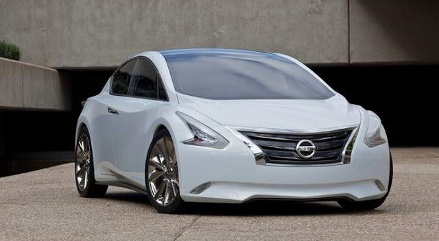2018 Nissan Altima - front