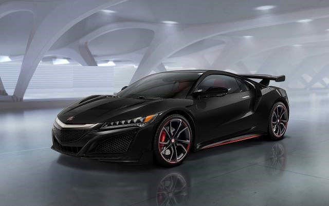 2018 Acura NSX Type R - front