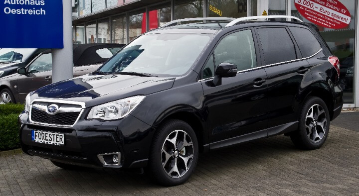 Subaru Forester Review, Price