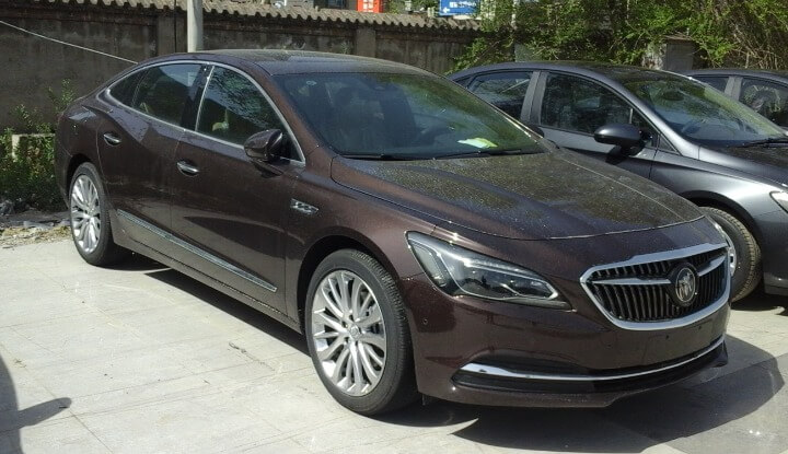 Buick LaCrosse Review, Price