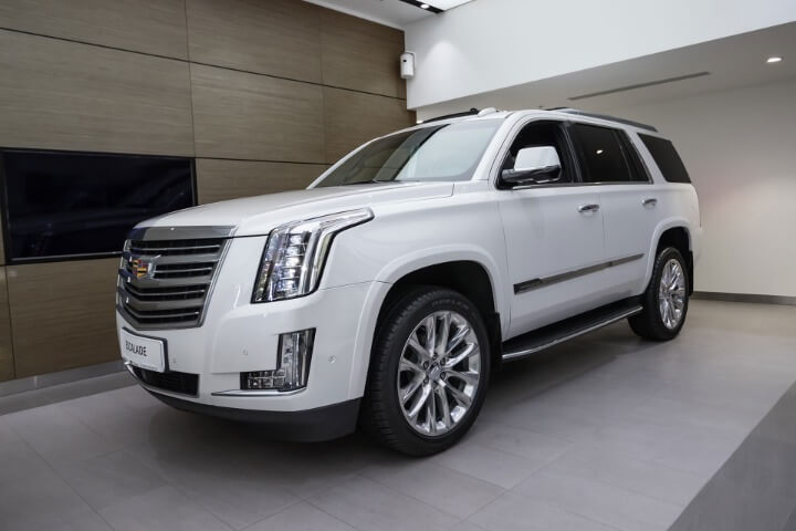 Cadillac Escalade Concept Review, Price