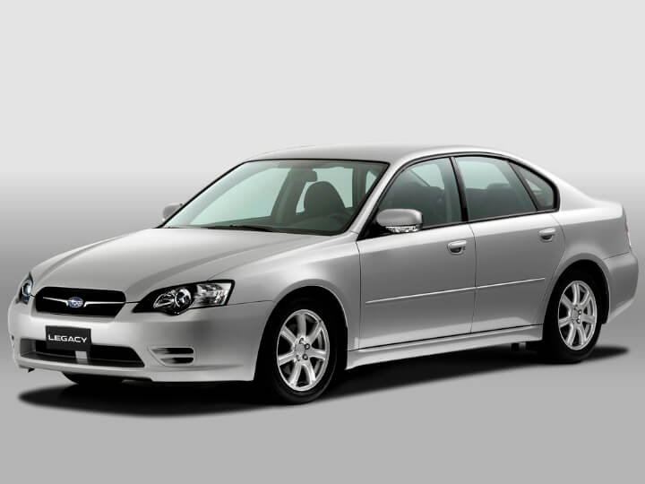 Subaru Legacy Design, Price