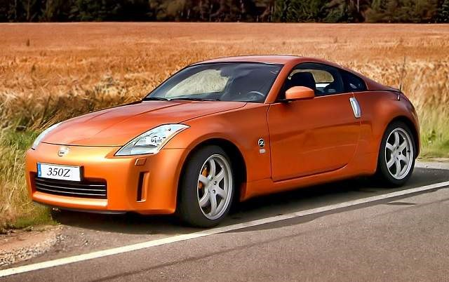 2019 Nissan 350Z - front