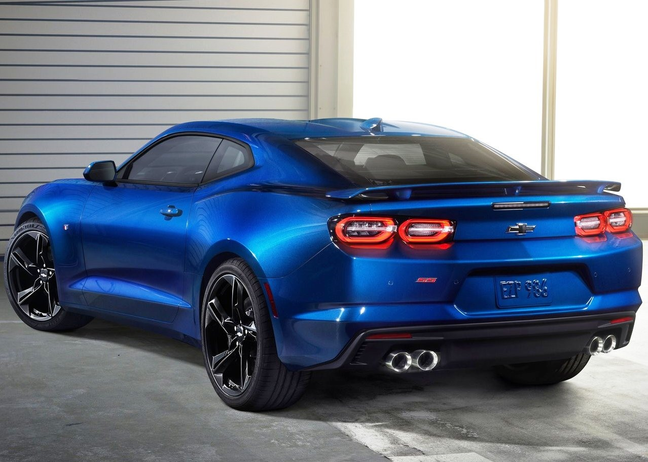 2020 Chevy Camaro release date