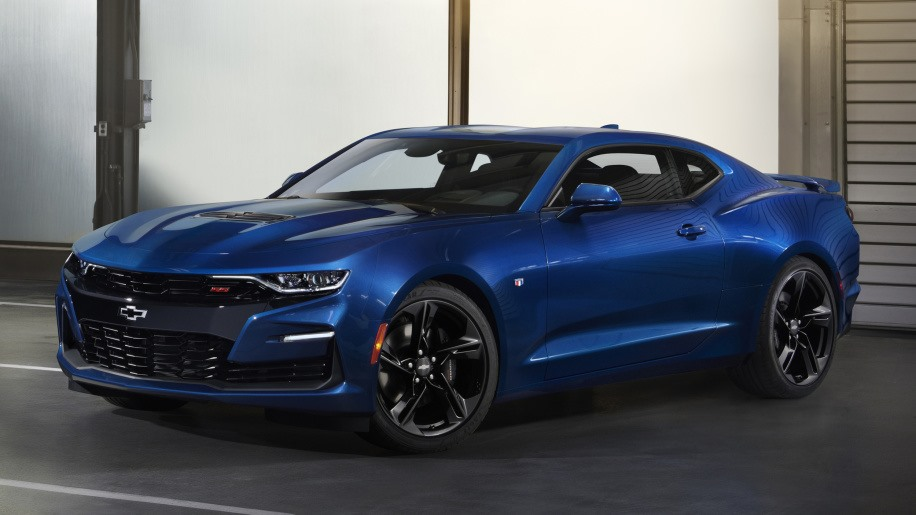 2020 chevrolet camaro performance