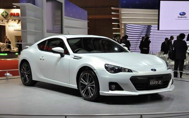 Subaru BRZ Remarkable Design, Engine and Gearbox