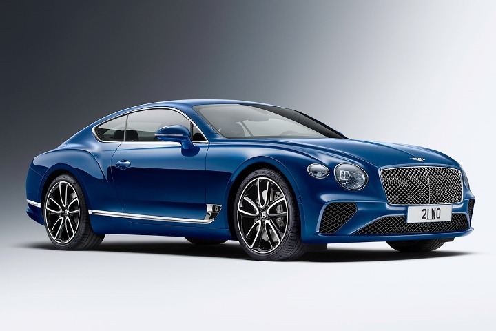 Bentley Continental GT News, Specs