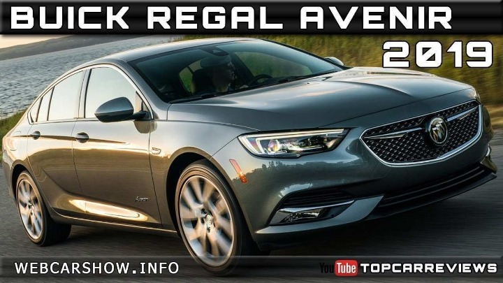 Buick Avenir Concept, Release Date, Review