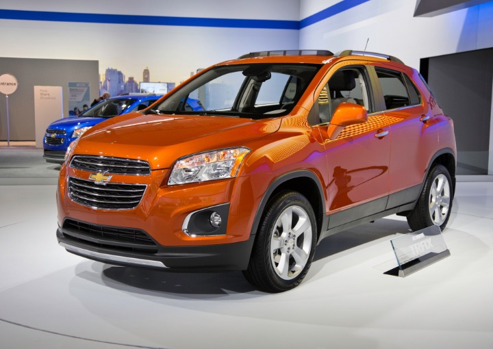 Chevrolet Trax Review, Release Date, Price
