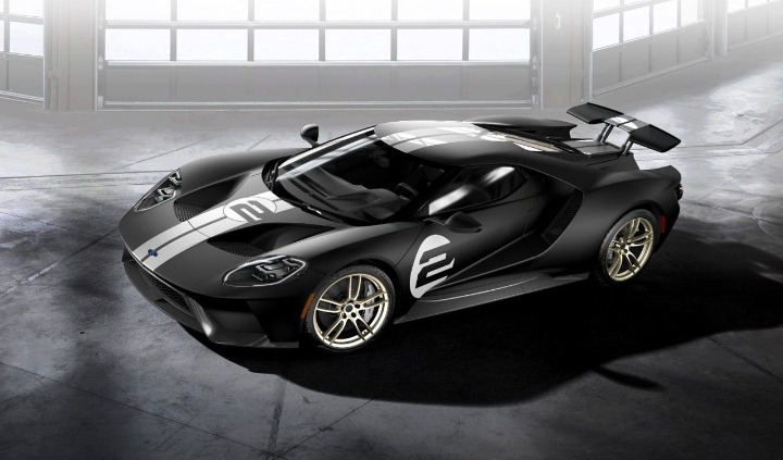Ford GT Price, Photos and Specs