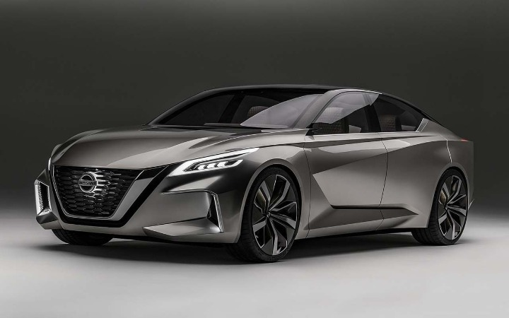 Nissan Altima Release Date, Redesign