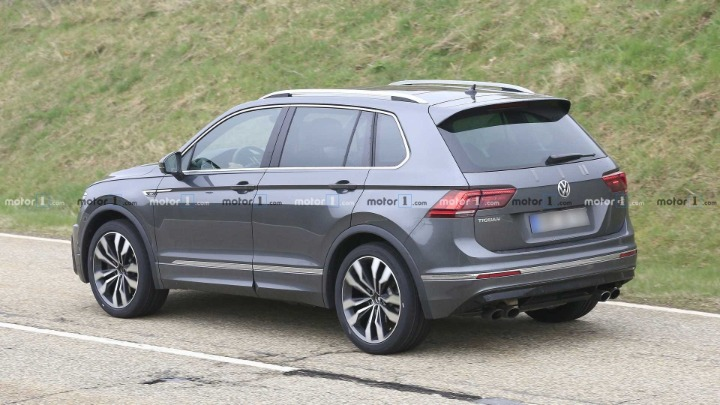 VW Tiguan Facelift – What's Different?